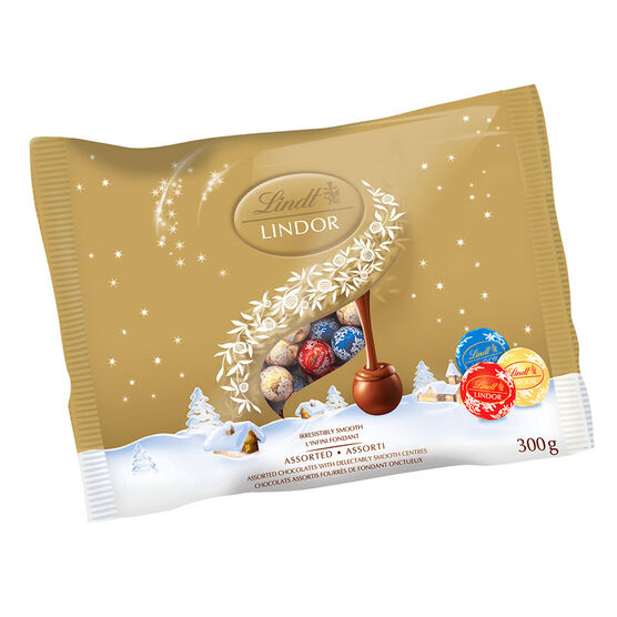 Lindt Lindor Milk Chocolate Mini Balls - 300g