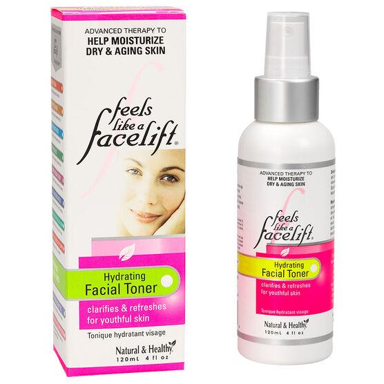 Feels Like a Facelift Hydrating Facial Toner - 120ml