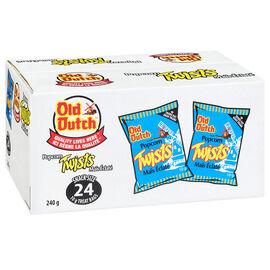 Old Dutch Popcorn Twists - 24's
