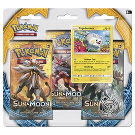 Pokemon Sun & Moon Bluster Pack - 3 pack