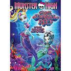 Monster High: Great Scarrier Reef - DVD