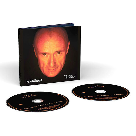 Phil Collins - No Jacket Required (Deluxe Edition) - 2 CD