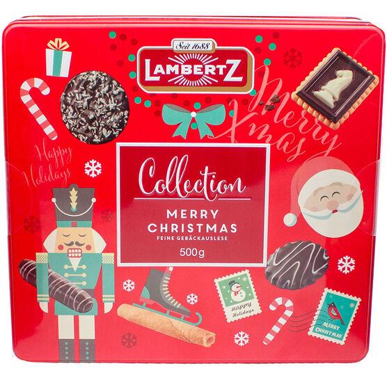 Lambertz Holiday Collection - 500g Tin