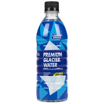London Drugs Premium Glacier Water - 500ml