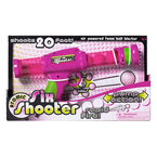 Atomic Six Shooter Popper - Pink