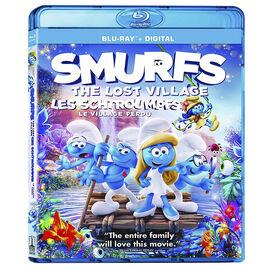 Smurfs: The Lost Village - Blu-ray