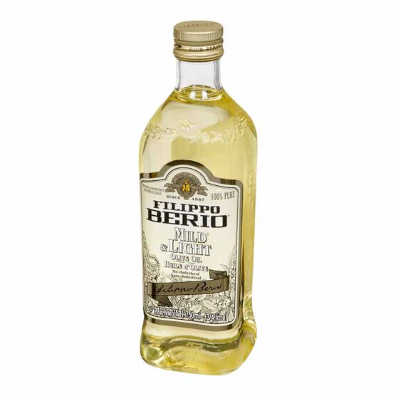 Filippo Berio Mild & Light Olive Oil - 750ml
