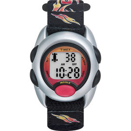 Timex Youth Boys Digital Watch - Black/Silver - T78751KU