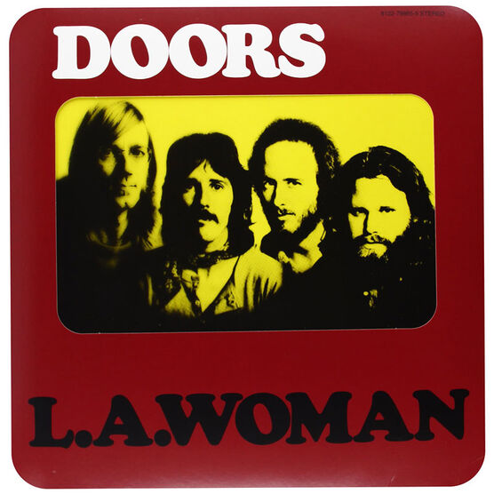 Doors, The - L.A. Woman - 180g Vinyl