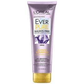 L'Oreal EverPure Blonde Shampoo - Iris - 250ml