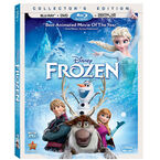 Frozen - Blu-ray + DVD + Digital Copy