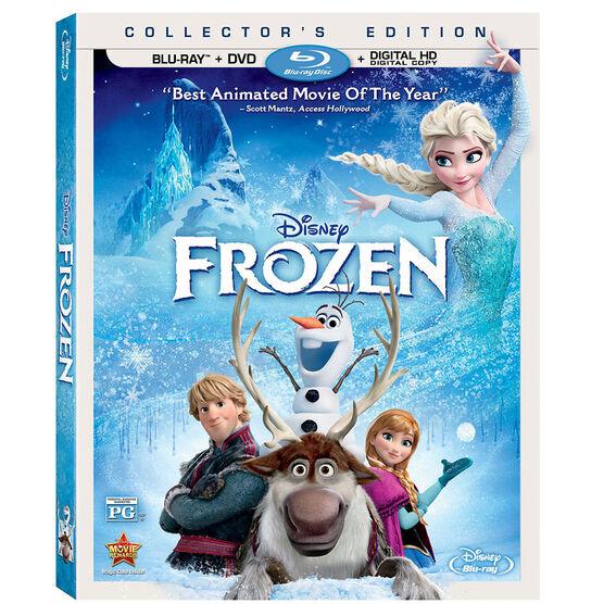 Frozen - Blu-ray + DVD + Digital Copy