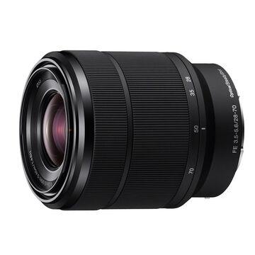 Sony FE 28-70mm F3.5-5.6 OSS Full-Frame E-mount Zoom Lens - Black - SEL2870