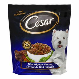 Cesar Dry Dog Food - Filet Mignon - 1.6kg