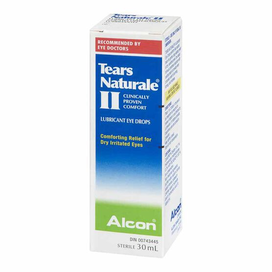 Alcon Tears Naturale II - Economy Size - 30ml