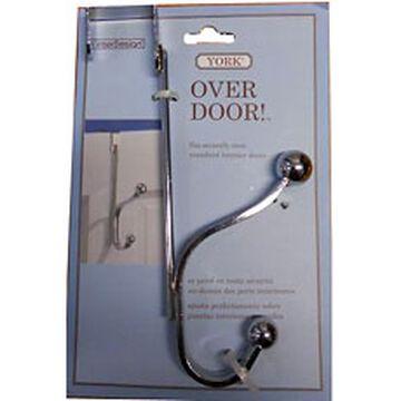 InterDesign York Over the Door Dual Hook