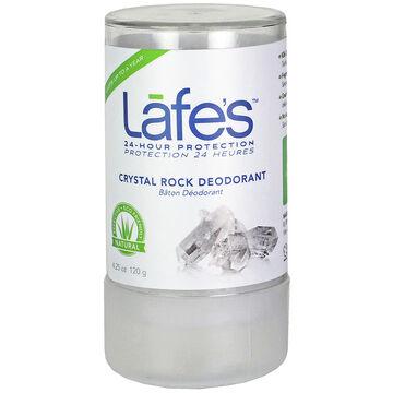 Lafe's Crystal Rock Deodorant - 120ml