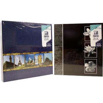 Pacific Trendz 550 Cap Ring Album Slip-In - 5UP/4X6