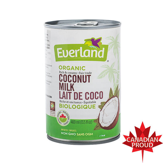 Everland Coconut Milk - 400ml