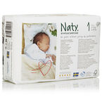 Nature BabyCare Diapers - Size 1 - 26's
