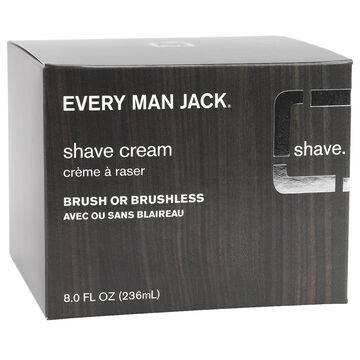 Every Man Jack Shave Cream - Cedarwood - 8oz