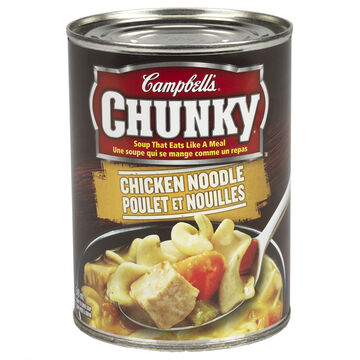 Campbell's Chunky Soup - Chicken Noodle - 540ml