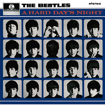 The Beatles - Hard Day's Night - Vinyl