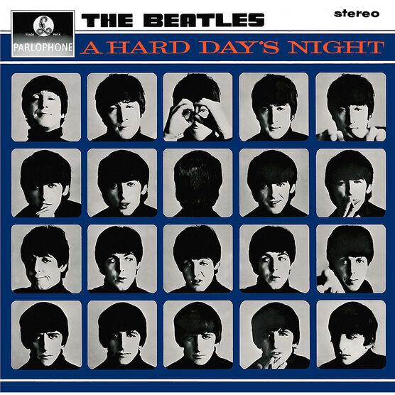 The Beatles - Hard Day's Night - Vinyl