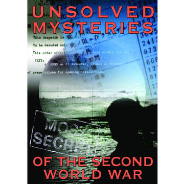 Unsolved Mysteries of WWII - Blu-ray Disc
