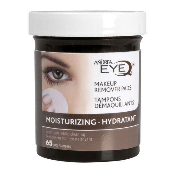 Andrea EyeQ's Makeup Remover Pads - 65's
