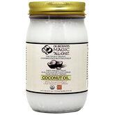 Dr. Bronner's Fresh-Pressed Virgin White Kernel Unrefined Coconut Oil - 414 mL