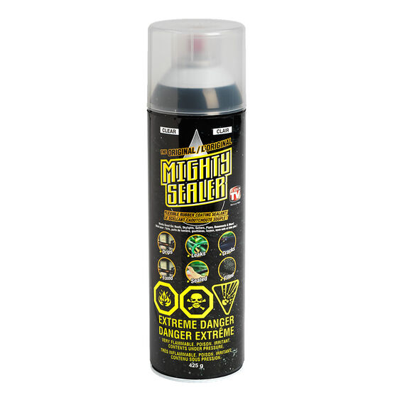 Mighty Sealer Spray - Clear