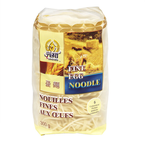 Sungiven Fine Egg Noodles - 300g