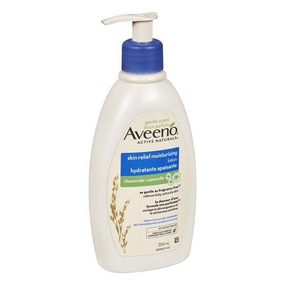 Aveeno Active Naturals Skin Relief Lotion - Chamomile - 354ml