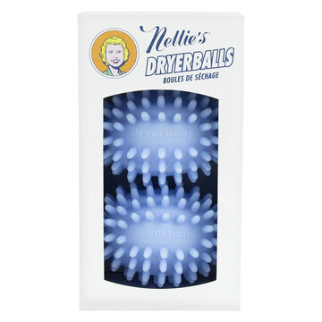 Nellie's Dryer Balls - Blue - 2 pack