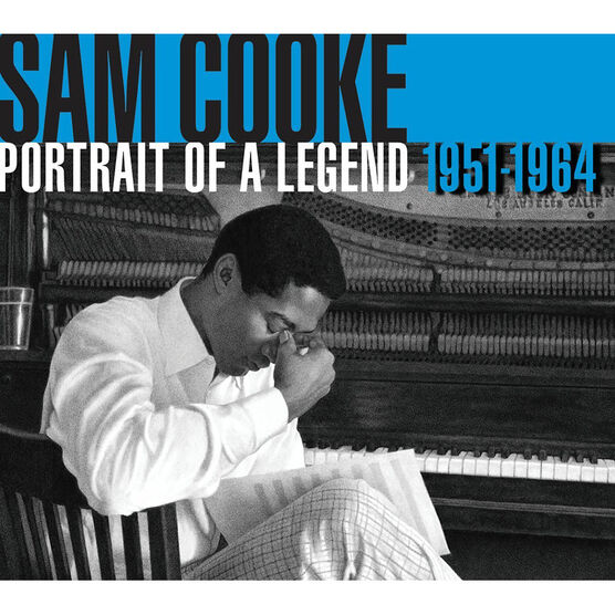 Cooke, Sam - Portrait of a Legend 1951-1964 - Vinyl