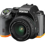 Pentax K-S2 with 18-50mm WR Kit