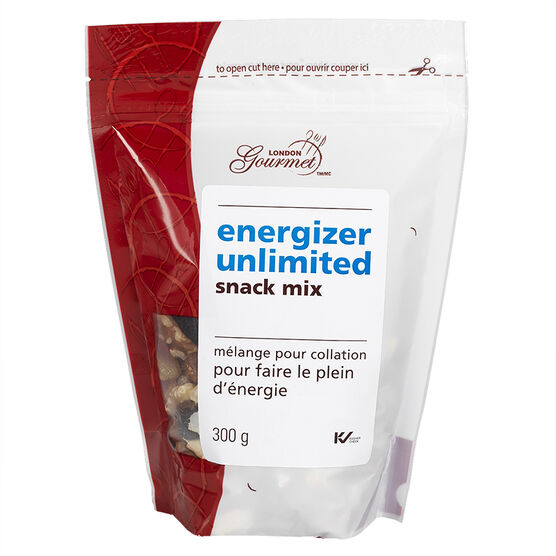 London Gourmet Snack Mix - Energizer Unlimited - 300g