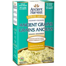 Ancient Harvest Gluten Free Ancient Grains - Parmesan & Butter - 136g