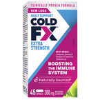 Cold-FX 300mg Extra Strength - 45's
