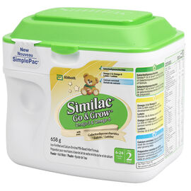 Similac Go & Grow Powder - Step 2 - 658g