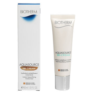 biotherm aquasource bb cream medium to gold 30ml london drugs. Black Bedroom Furniture Sets. Home Design Ideas