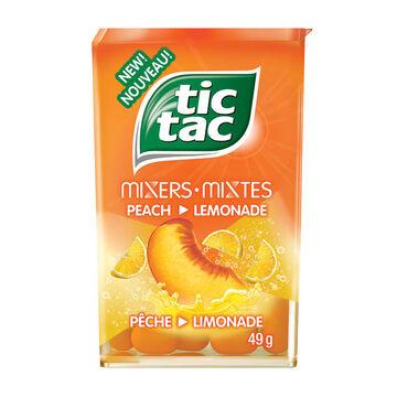 Tic Tac - Peach Lemonade - 49g