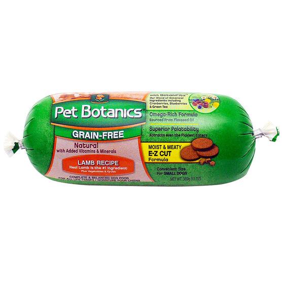 Pet Botanics Grain-Free Complete Balanced Dog Food - Lamb - 368.5g