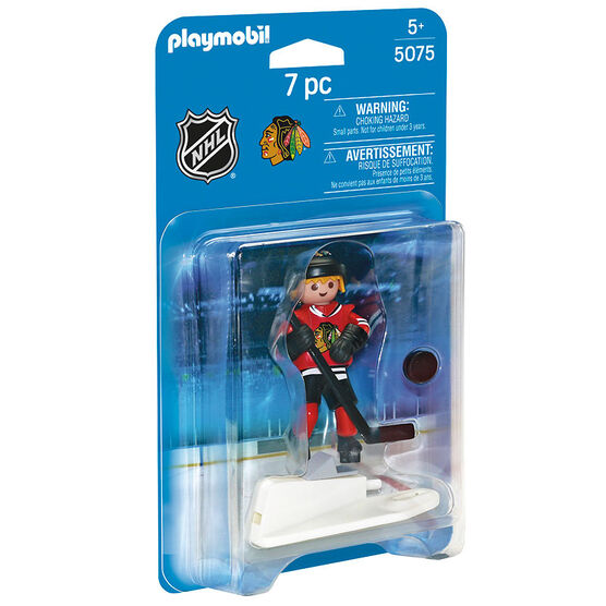 Playmobil NHL Black Hawks Player - 50755