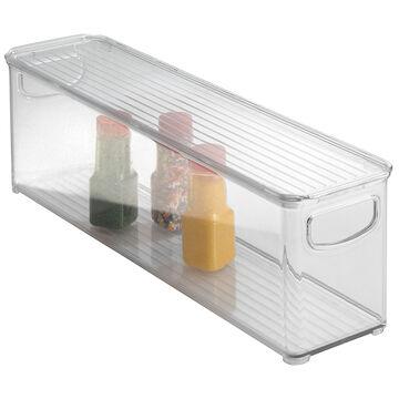 InterDesign Kitchen Storage Binz - 4 x 16 x 5 inch