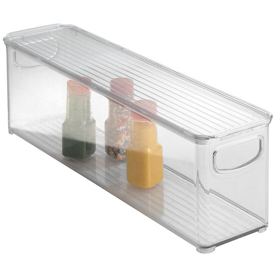 InterDesign Kitchen Storage Binz - 4 x 16 x 5 inch