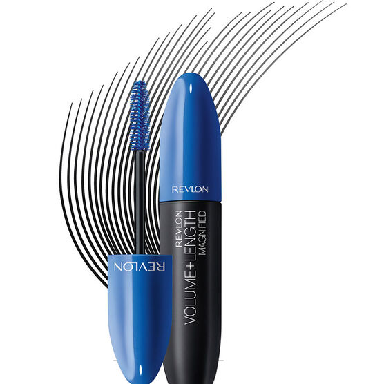 Revlon Volume Plus Length Mascara - Blackest Black