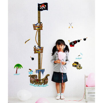 Growth Chart - Pirates