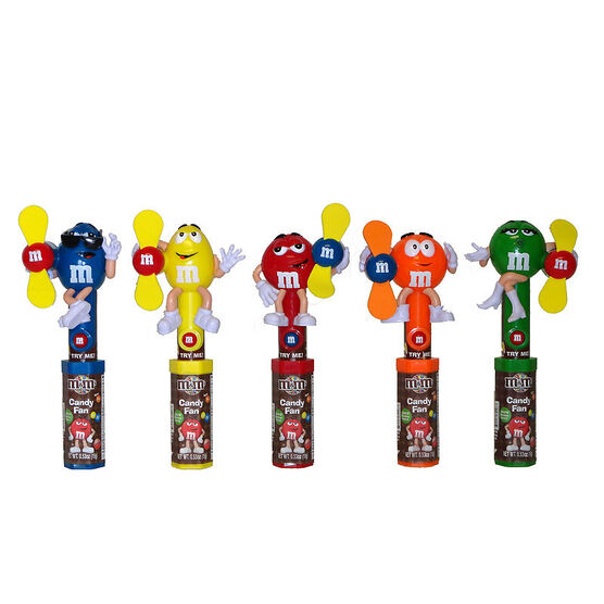 M&M's Fans - Assorted